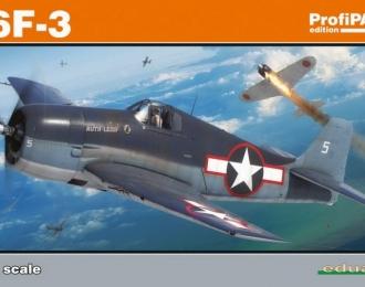 Сборная модель F6F-3 ProfiPACK
