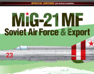 Сборная модель M-21MF Soviet Air Forces & Export