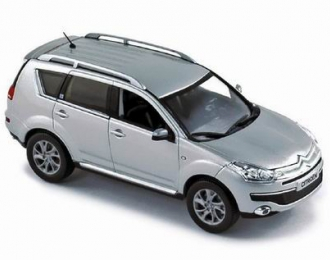 CITROEN C-Crosser 2007, Cool Grey Silver