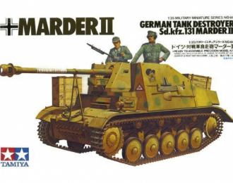 Сборная модель Sd.kfz. 131 Marder II German Tank Destroyer