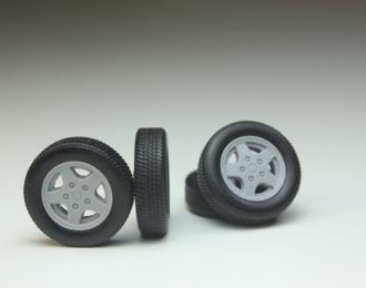 Комплект колес #35 (Нива экспорт)