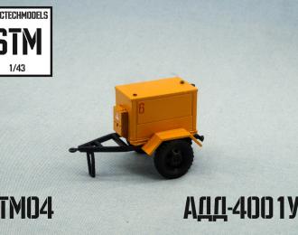 Сварочный агрегат АДД-4001У1