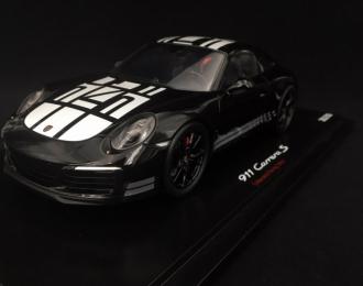 Porsche 911 Carrera S Endurance Racing Edition 2016 черный