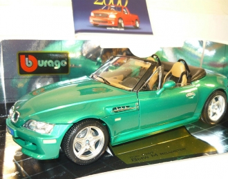 BMW M Roadster (cod.3369) (1996), green metallic