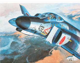 Сборная модель Самолёт F-4EJ Phantom Ii