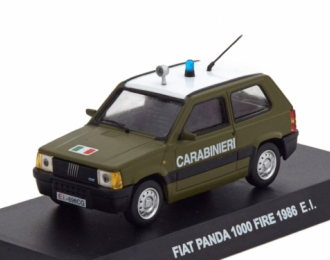 FIAT Panda 1000 Fire 1986 Carabinieri Полиция Италии