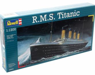 Сборная модель Корабль R.M.S Titanic