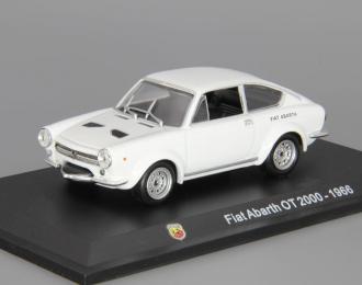 FIAT ABARTH OT 2000 (1966), white