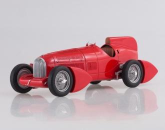 ALFA ROMEO Tipo B P3 Aerodinamica (1934), red