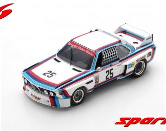 BMW 3.0 CSL #25 Winner Sebring 12H 1975 B. Redman - A. Moffat - S. Posey - H-J. Stuck