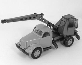(КИТ) Автомобильный полноповоротный кран К-2,5-1Э