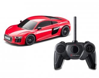 Радиоуправляемая модель AUDI R8 Coupe, red