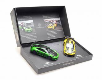 Set Porsche 911 GT2 RS / GT3 RS - Lap Record Nürburgring