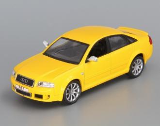 AUDI RS6, Суперкары 49, желтый