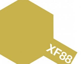 XF-88 Dark Yellow  2 (Темно-желтая) акрил. 10 мл.