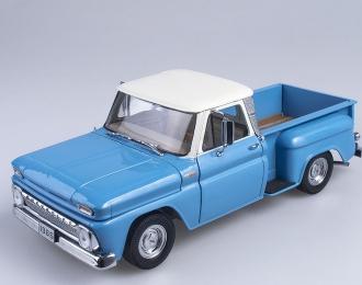 CHEVROLET C-10 Stepside Pickup (1965), light blue