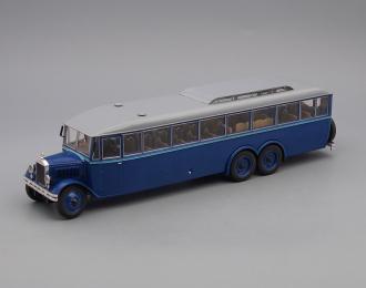 ЯА-2 Гигант автобус (1932), синий