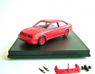 FORD Sierra Cosworth Rally, red