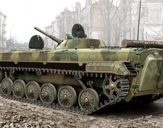 (Уценка!) Сборная модель БМП-1 Советская боевая машина пехоты