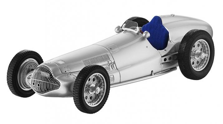 MERCEDES-BENZ W154 (1938), silver
