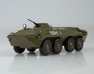 БТР-70, Наши танки 46