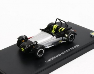 CATERHAM Super 7 JPE, silver / carbon