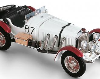 Mercedes-Benz SSKL, Mille Miglia,1931