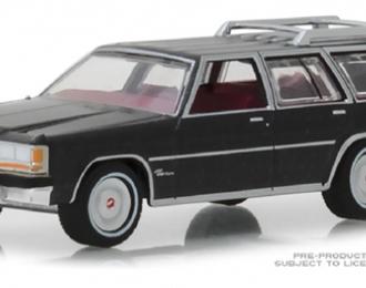 FORD LTD Crown Victoria Wagon 1986 Dark Grey Metallic