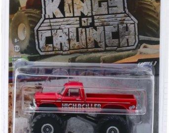 "FORD F-350 Monster Truck ""High Roller"" Bigfoot 1979"