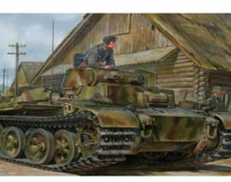 Сборная модель  Panzerkampfwagen I Ausf.F