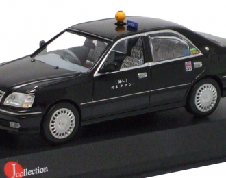 TOYOTA Crown Private Taxi, black