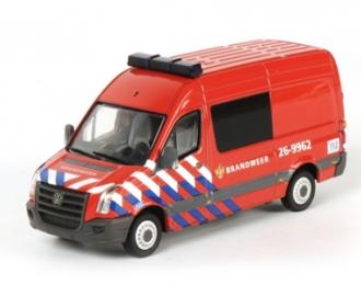 VOLKSWAGEN Crafter, Premium Line 1:50, красный