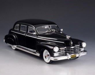 CADILLAC Series 75 Fleetwood Limousine 1947 Black