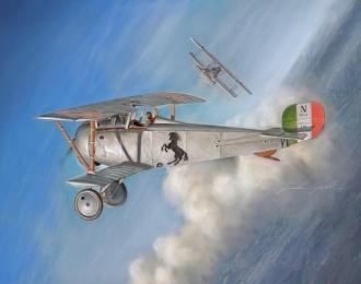 Сборная модель Самолет Nieuport 17