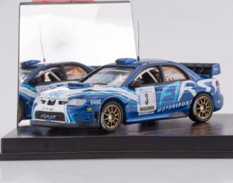 SUBARU Impreza WRC07 - #3 R.Kubica/G.Manfredi