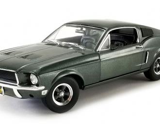 "FORD Mustang GT Fastback ""Bullitt"" 1968 Highland Green"