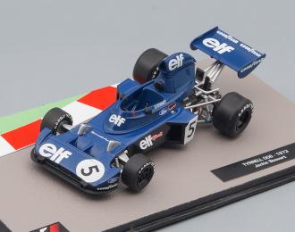 TYRRELL 006 Джеки Стюарта (1973), Formula 1 Auto Collection 36