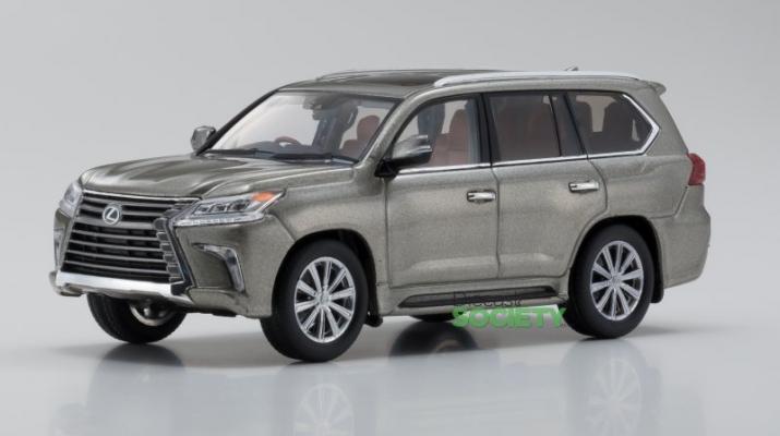 Lexus LX570 (titanium)