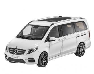 MERCEDES-BENZ V-Klasse W447 (2014), white