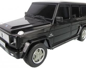 MERCEDES-BENZ G55 AMG на радиоуправлении, black