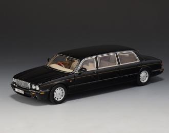 JAGUAR XJ Wilcox Eagle Limousine (X308) 2000 Black