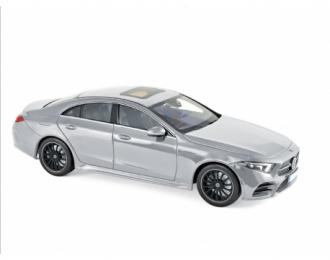 MERCEDES-BENZ CLS coupe (C257) 2018 Silver