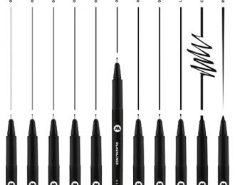 Линер BLACKLINER 0.9 мм