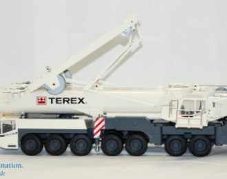 Terex-Demag Ac 500-2 SSL-Class, weiss,1:50