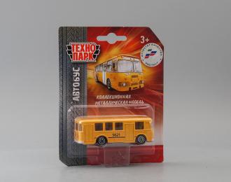 Автобус, желтый