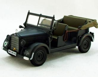 MERCEDES-BENZ 200V G5 W152 Gebirgstruppen-Ausfuhrung (1938), защитный