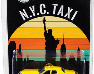 """FORD Torino """"NYC Taxi"""" (такси Нью-Йорка) 1975"""