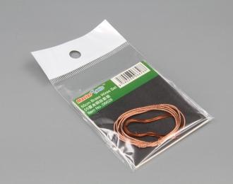 Проволока скрученная - трос (55cm Brass Wire set)