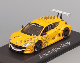 RENAULT Megane Trophy Showcar 2011 Yellow