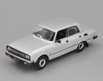 (Уценка!) МОСКВИЧ 2140SL, Автолегенды СССР 67, серебристый металлик